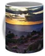 Canyonlands Sunset Coffee Mug