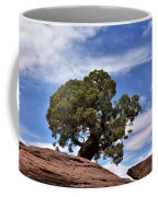 Canyonlands Tree Coffee Mug
