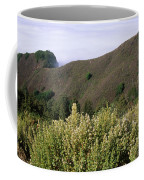 Canyons And Clouds Coffee Mug