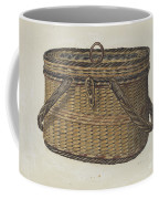 Cap Basket Coffee Mug