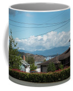 Cap Sante And Chuckanut Coffee Mug