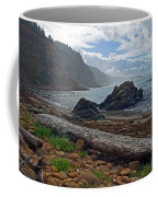Cape Arago Oregon Coffee Mug