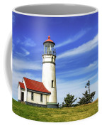Cape Blanco Lighthouse Coffee Mug