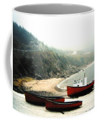 Cape Breton Fishing Boats Coffee Mug