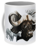 Cape Buffalo Coffee Mug
