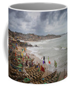 Cape Coast Fishing Village Coffee Mug