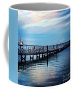 Cape Cod Blue  Coffee Mug