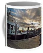 Cape Cod Harbor Coffee Mug