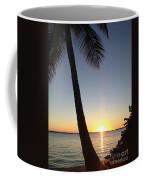 Cape Coral Winter Sunset  Coffee Mug