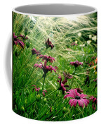 Cape Daisies And Angel Hair Coffee Mug