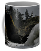 Cape Disappointment Finale Coffee Mug