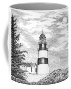 Cape Disappointment Lighthouse Coffee Mug