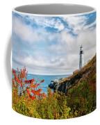 Cape Elizabeth Maine - Portland Head Lighthouse Coffee Mug