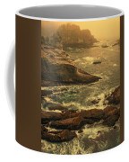 Cape Flattery Misty Morning - Washington Coffee Mug