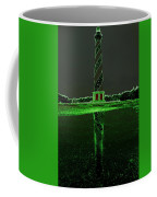 Cape Hatteras Lighthouse Green 6 21216 Coffee Mug