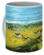 Cape Huts Coffee Mug