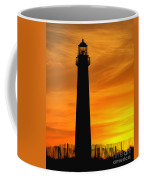 Cape May Light Sunset Coffee Mug