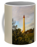 Cape May Lighthouse In Spring Coffee Mug