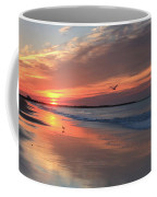Cape May Nj Morning After The Storm Coffee Mug