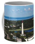 Cape May Point Lighthouse Coffee Mug