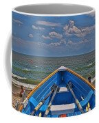 Cape May N J Rescue Boat 2 Coffee Mug