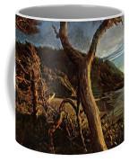 Cape Perpetua Sunset Coffee Mug