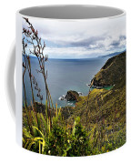 Cape Reinga North Island New Zealand Coffee Mug