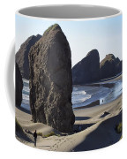 Cape Sebastian - Hunters Cove Area- Oregon Coast Coffee Mug