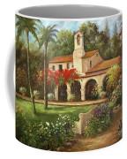 Capistrano Courtyard Coffee Mug