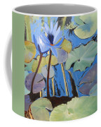 Capistrano Lillies Coffee Mug