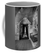Capistrano Mission Statue Coffee Mug