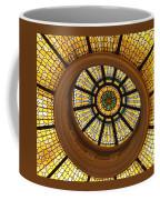 Capital One Bank Dome Close Up Coffee Mug
