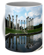 Capitol Columns, National Arboretum Coffee Mug