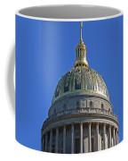 Capitol Dome Charleston Wv Coffee Mug