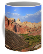 Capitol Reef State Park, Utah Coffee Mug