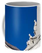 Capitol Statues - Madison Wisconsin-1 Coffee Mug