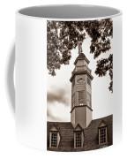 Capitol Time - Sepia Coffee Mug