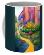 Capitola Dreaming Too Coffee Mug