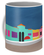 Capitola Venetian- Art By Linda Woods Coffee Mug