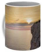 Capo Caccia's Cliff Coffee Mug
