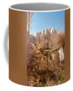 Cappadocia Dovecotes Coffee Mug