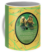 Captain And Tennille Greatest Hits Lp Label Coffee Mug