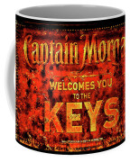 Captain Morgan The Florida Keys Coffee Mug