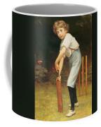 Captain Of The Eleven Coffee Mug