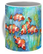 Captivating Clown Fish Coffee Mug