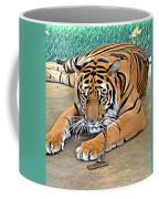 Captive And Bored Coffee Mug