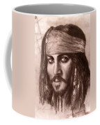 Capt.jack Coffee Mug by Jack Skinner