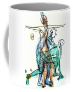 Captured Movements Coffee Mug