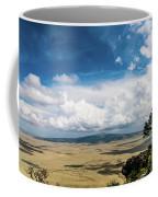 Capulin Volcano View New Mexico Coffee Mug