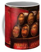 Car - Truck - Beer Truck Coffee Mug